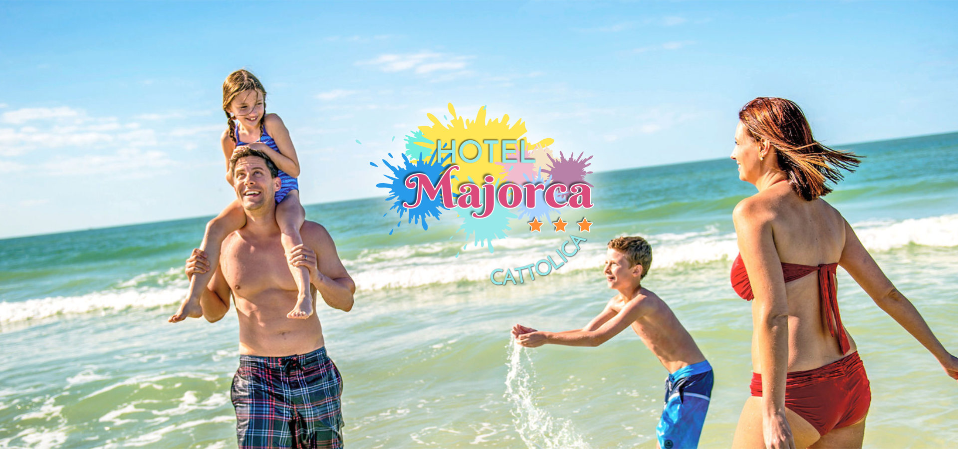 Hotel Majorca - Just Bed Hotel Cattolica