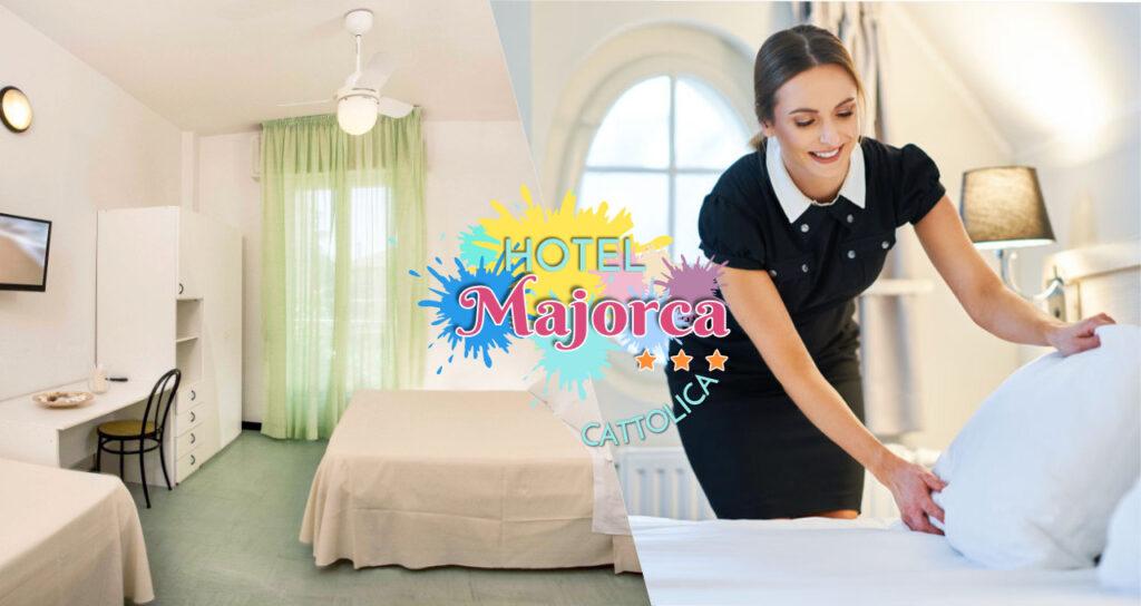 Camere - Hotel Majorca Cattolica