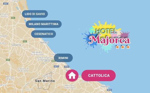 Hotel Majorca - Vieni a trovarci